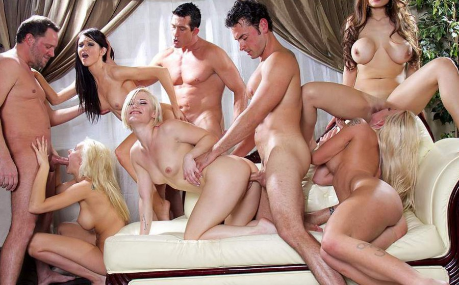 Lesbian orgy with riley jensen, sammie rhodes eufrat mai and lux kassidy