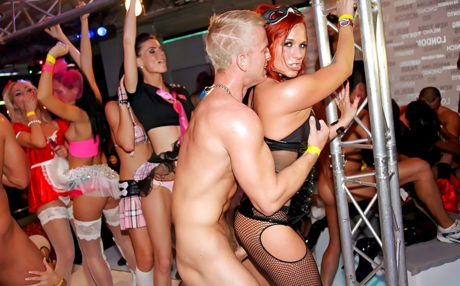 Carnival sex party