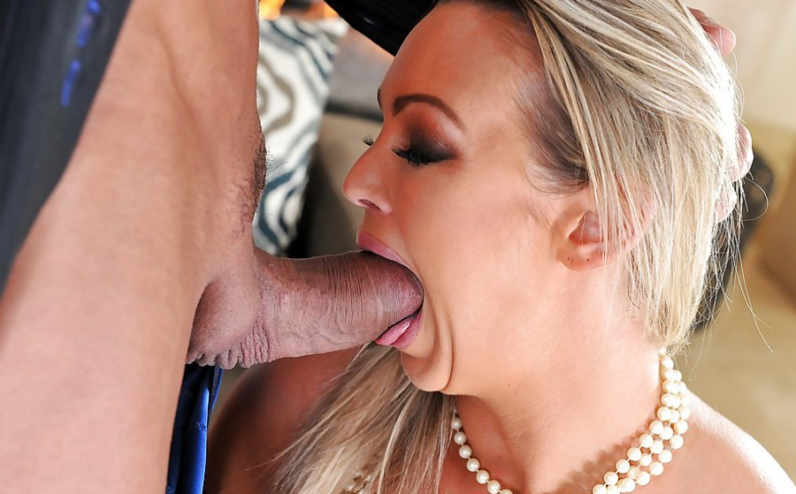 Abbey Brooks Friday Means Blowjob